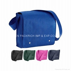 High quality Non woven messenger bag