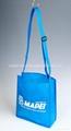 Portable Non woven TNT shoulder bag
