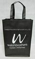 Recycle 80gsm non woven shopping bag