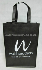 Recycle 80gsm non woven shopping bag
