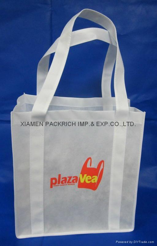 PP non woven reinforcement shopping bag