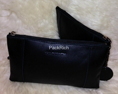 Fashion Luxry leather pouch