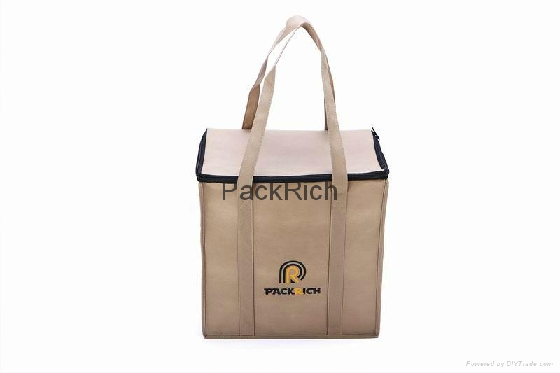 Promotional non woven polypropylene chiller storage bags 2