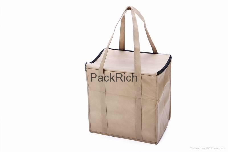 Promotional non woven polypropylene chiller storage bags 3