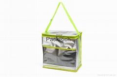 High quality alu foil thermos shoulder cooler bag