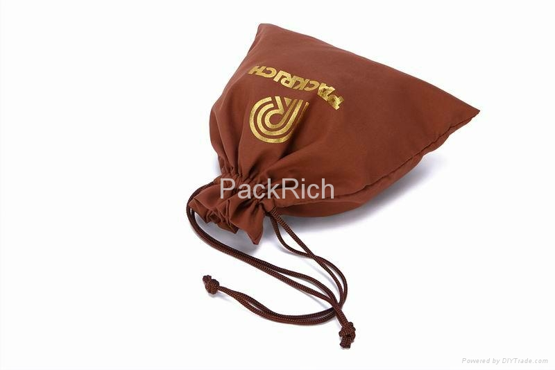 Promotional Logo Printed Cheap Polyester dustproof Bag 3