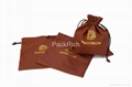 Promotional Logo Printed Cheap Polyester dustproof Bag 2