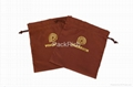 Promotional Logo Printed Cheap Polyester dustproof Bag 4
