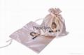 2018 popular best selling bikini satin  dustproof bag