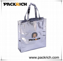2019 promotional non woven bag with lamination