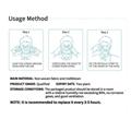 Masks Spot Disposable Masks Three Layers Drop Pack 50 Pack 4