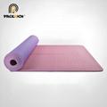 Organic Travel Bundle 8mm Nbr Yoga Mat And Strap