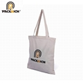 Reusable Advertising Promotion Gift Wholesale Cheap Standard Size Shopping Cotto (Hot Product - 1*)