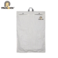 Factory supply high quality custom canvas cotton garment suit cover
