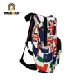 CustomPortable Foldable Simple Ultra Storage The Polyester Folding Backpack