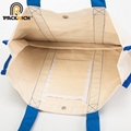 wholesale promotion Organic Cotton Shopping Bag