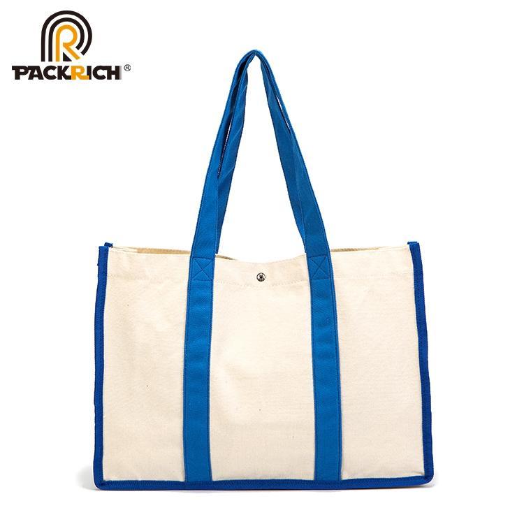 wholesale promotion Organic Cotton Shopping Bag  4