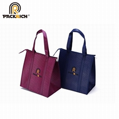 Cheap Insulated Frozn Lunch Bag With Cooler Custom Logo