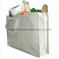 Canvas cotton tote bag