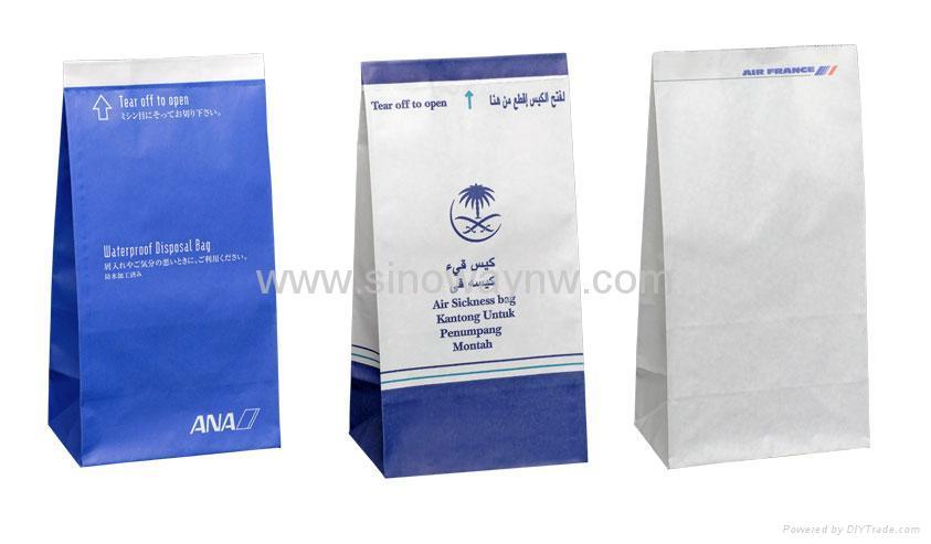 Airsickness bag ,Airlaid Napkin  3