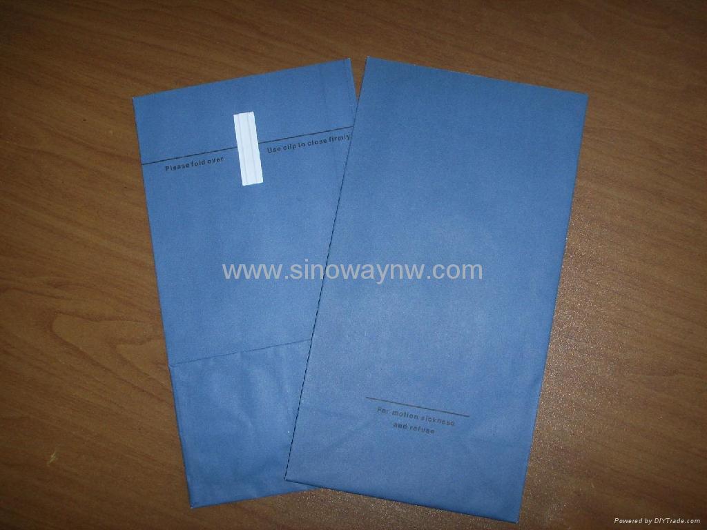 Airsickness bag ,Airlaid Napkin  5
