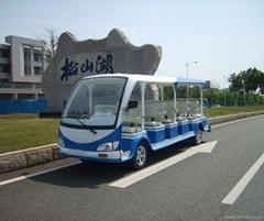 18座观光车