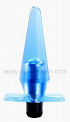 Gem Pop Vibrating Plug