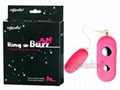 Ring-a-Buzz Cellphone activated vibe
