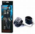 Love Prison Leather Handcuffs