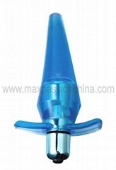 Adult Product - gem Pop 7 Vibrating Plug