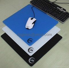游对玩家专用钢化玻璃鼠标垫