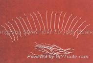 Cold-drawn steel wire steel fiber