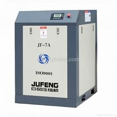 Medium Blet Screw Air Compressor(5.5KW 7HP)JF-7A
