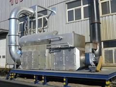 鋁熔煉爐余熱鍋爐