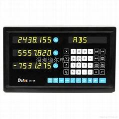 DELOS道爾銑床數顯表DS-2M/2V/2L