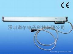 廠家直銷深圳道爾Delos銑床光柵尺 Linear Scale電子尺光學尺