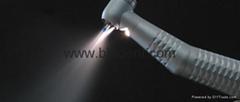 dental led push button handpiece