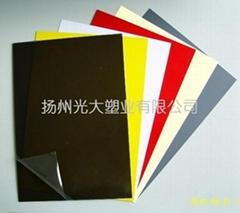 PVC板材/白色/黑色/彩色