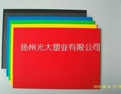印刷用PVC片材/板材