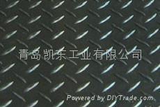 rubber stud flooring/ rubber sheet 4