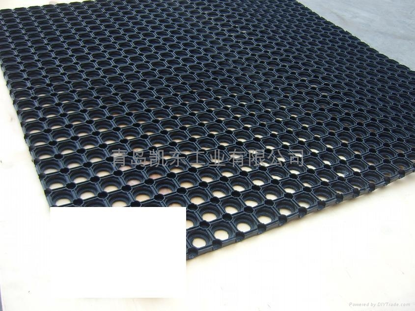 Rubber Non Slip Mat Km102 Kingrubber China