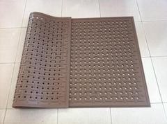 橡胶厨房垫 骨头花纹垫