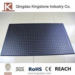 rubber safety hollow mat rubber