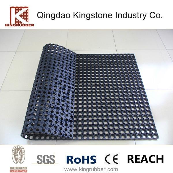 橡膠安全防滑地墊 3