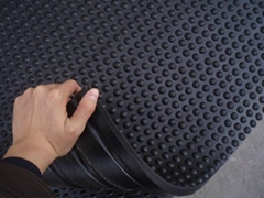 rubber stable mat