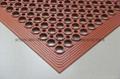 橡胶耐油、多孔防滑垫
