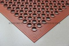 橡膠耐油、多孔防滑墊