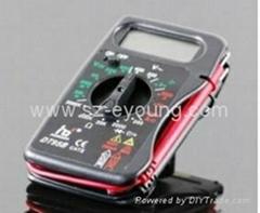 HongDa DT95B Pocket Digital Muilti-Meters