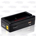 Single 18650 usb charger nitecore um10 charger