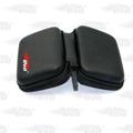 safe Battery case with Efest 3*18650 IMR batteries 2*26650 b